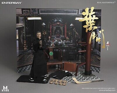$556 • Buy Ready! Enterbay 1/6 Ip Man 4: The Finale 1/6 Donnie Yen Action Figure