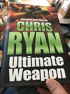 £12.99 • Buy Chris Ryan : Ultimate Weapon (Signed By Author)Hb Vg