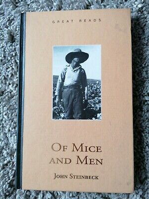 Of Mice And Men By John Steinbeck • 2£