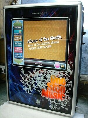 Sound Leisure One Stop Digital Jukebox Milestones In Music • 650£