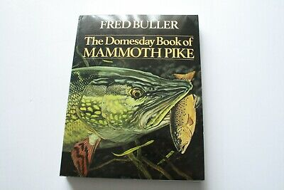 £75 • Buy The Domesday Book Of Mammoth Pike By Fred Buller 1st Edition Paperback 1979