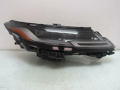 $1852.50 • Buy Range Rover Evoque Headlight Led With Led Accent Right Lr122699 Oem 2020 2021