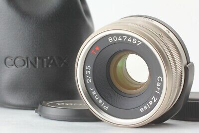 $ CDN563.81 • Buy 【N MINT In Case】 CONTAX Carl Zeiss Planar T* 35mm F/2 Lens For G1 G2 From JAPAN