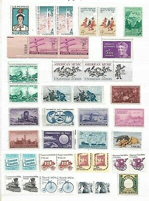 AU1.56 • Buy Usa ( United States Of America  )  -  Lot Of Mnh Stamps