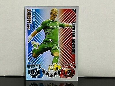£18.99 • Buy Match Attax Extra 2010/11 L5 Joe Hart Limited Edition Card Mint