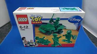 Lego Toy Story Green Army Men Soldier Set 7595 Bricks Build Toy New Sealed • 45.99£