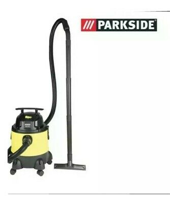 £49.99 • Buy Parkside Wet And Dry Hoover Cleaner 1300W 20L 3-years Warranty Invoice  INCLUDED