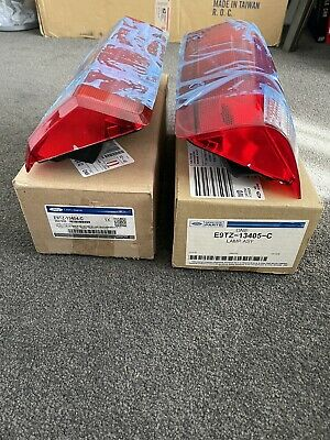 AU400 • Buy Ford F100 F150 F250 F350 Bronco Xlt Custom 1987-1993 Nos Rear Tail Lights Nos