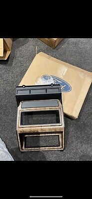 AU500 • Buy Ford F100 F150 F250 F350 Bronco Xlt Lariat Custom Nos Center Radio  Bezel