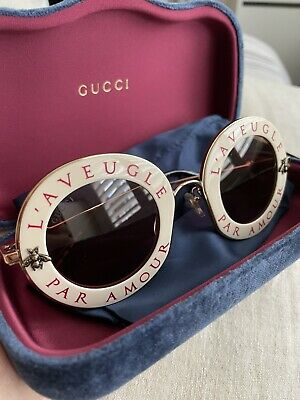 AU500 • Buy Gucci Sunglasses Women's As New, Current RRP$890