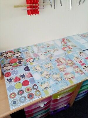 £8.99 • Buy KANBAN Christmas Patchwork Pals **brand New Kit** Including Inserts.