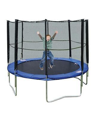 AU249 • Buy 6ft Trampoline & Enclosure Kids Children Outdoor Garden Fun Party Activity Sport