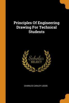 £14.91 • Buy Principles Of Engineering Drawing For Technical Students