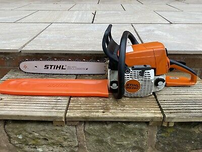 "View Details Stihl MS 250 Petrol Chainsaw 18"" Bar And Chain • 95.00£"