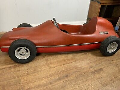 £470 • Buy Fairground Ride Car 1950s Racing Car Seriously Cool ,Alloy Wheels ,delivery Poss