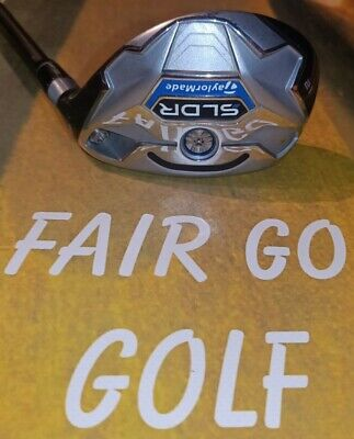 AU175 • Buy Taylormade #4 SLDR 21° Hybrid Rescue Stiff Flex Shaft Golf Club
