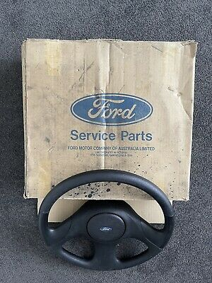 AU1000 • Buy Ford Xe Xh Xg F100 F150 F250 Bronco Xlt Custom Nos F-series Nos Steering Wheel