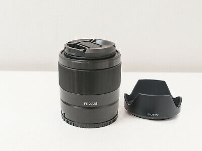 AU500 • Buy Sony FE 28mm F2 Lens For A7 A7R A7S Cameras ~Excellent Condition