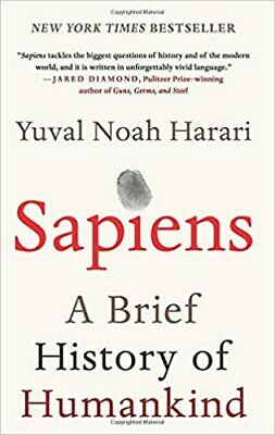 AU10.36 • Buy Sapiens: A Brief History Of Humankind
