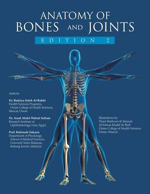 Anatomy Of Bones And Joints: Edition 2 • 43.38£
