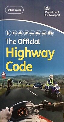 £8 • Buy Dvsa Official Highway Code & Know Your Traffic Signs Paperback 2020 *trfc+hw