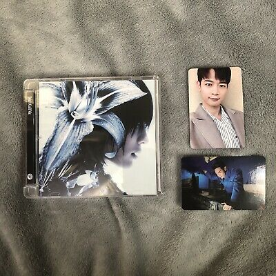 SHINee 7th Album Don't Call Me Minho Jewel Case Version + Photocards Kpop • 11.50£