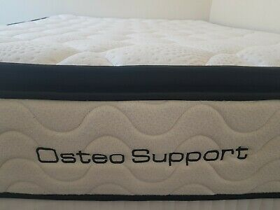 AU200 • Buy Double Bed Mattress And Base With Free Valance