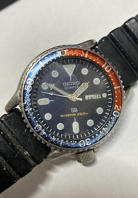 $ CDN45.19 • Buy Vintage SEIKO DIVER Watch - 5H26-7A19