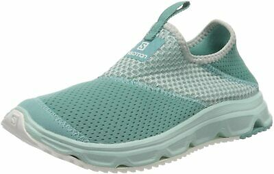 £113.64 • Buy Salomon Women's Recovery Shoes, RX MOC 4.0 W, Colour: Blue (Meadowbrook/Icy...