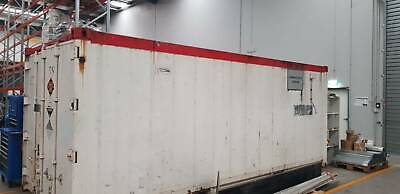AU4800 • Buy 20FT Shipping Container Insulated Ex Refrigerated