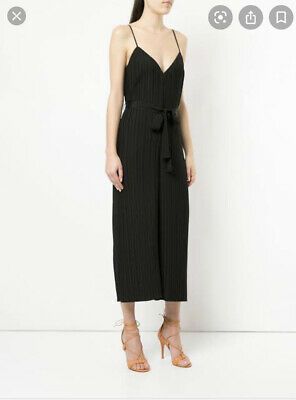 AU50 • Buy ALICE MCCALL Berry Good Jumpsuit - Black - Size 8 - Worn Once!
