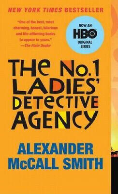 AU53.09 • Buy The No. 1 Ladies' Detective Agency By Alexander McCall Smith