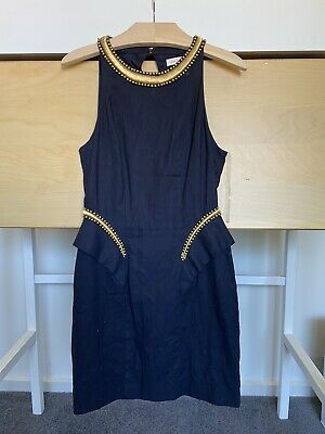 AU30 • Buy Sass Bide Linen Blend Dress 8