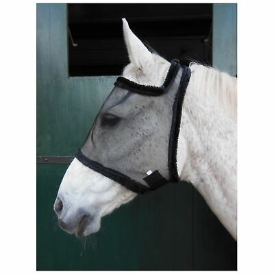 £15.74 • Buy Anti Fly Mask Soft Mesh Earless Lightweight Horse Pony Comfort Face Protection