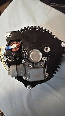 $ CDN156.65 • Buy Alternator For Ford One Wire Black 1-Wire High Output 250 Amps