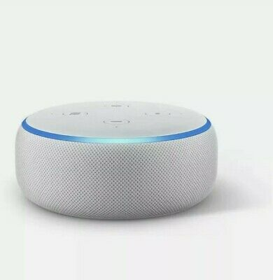 AU60.20 • Buy Echo Dot 3rd Generation White - Amazon. Brand New. Great Product.
