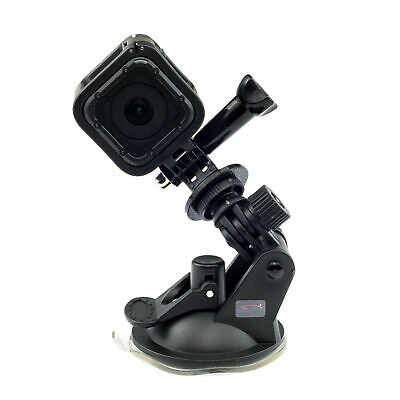 £8.12 • Buy Suction Cup Car Mount Holder For Go Pro Hero 9 8 7 6 5 4 3 Action Camera Shoot