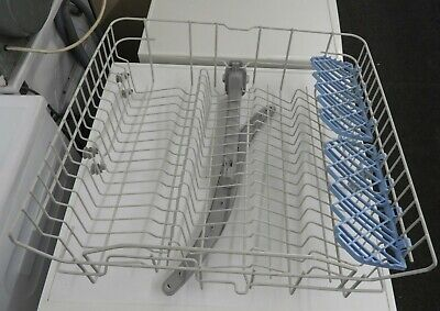 £29 • Buy Indesit DIF04B1 Integrated Dishwasher Upper Basket With Spray Arm W50 D47 H17