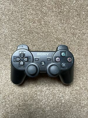 Sony PlayStation 3 DualShock PS3 Gamepad Wireless Controller & Charging Wire • 3.20£