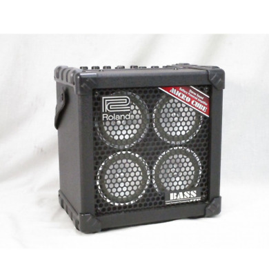 AU341.40 • Buy Roland Micro Cube Bass RX Battery-Powered Bass Combo Amp 4*4