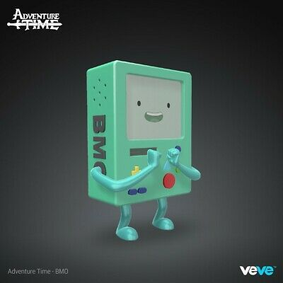 $50 • Buy VeVe NFT BMO First Appearance - Adventure Time - China Exclusive