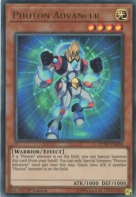 £2.35 • Buy Yugioh Photon Advancer DUPO-EN034 Ultra Rare 1st Ed Mint Condition X3