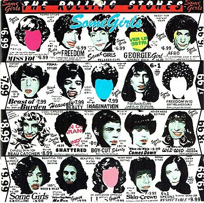 £6.82 • Buy (CD) The Rolling Stones - Some Girls - Miss You, Beast Of Burden, Respectable