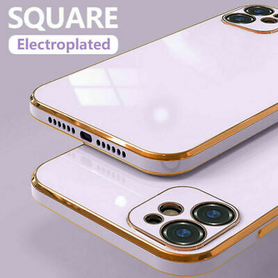 AU9.99 • Buy For IPhone 13/12/Pro/Max/Mini 11 XS XR 8 7 Shockproof Case Silicone Luxury Cover