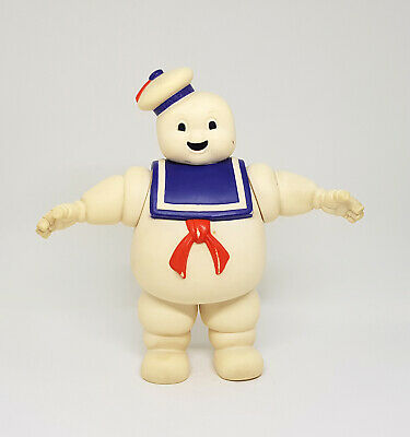 AU49.95 • Buy Real Ghostbusters Vintage STAY PUFT MARSHMALLOW MAN Figure 1986 Kenner