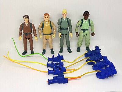 AU99.95 • Buy Real Ghostbusters Vintage Hero Figure Lot W/ Proton Packs 1986 Kenner Ray Egon