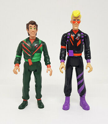 AU19.95 • Buy Real Ghostbusters Vintage POWER PACK Hero Figure Lot 1990 Kenner