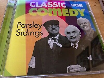 £29.95 • Buy BBC Comedy CD PARSLEY SIDINGS RARE 2 Disc - Dads Army Interest