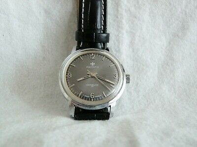 $ CDN186.22 • Buy Nice Vintage Pronto Watch Cal FHF - ST 96  From 50/60's