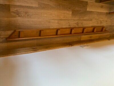 £30 • Buy Wall Mounted Wooden Plate Rack
